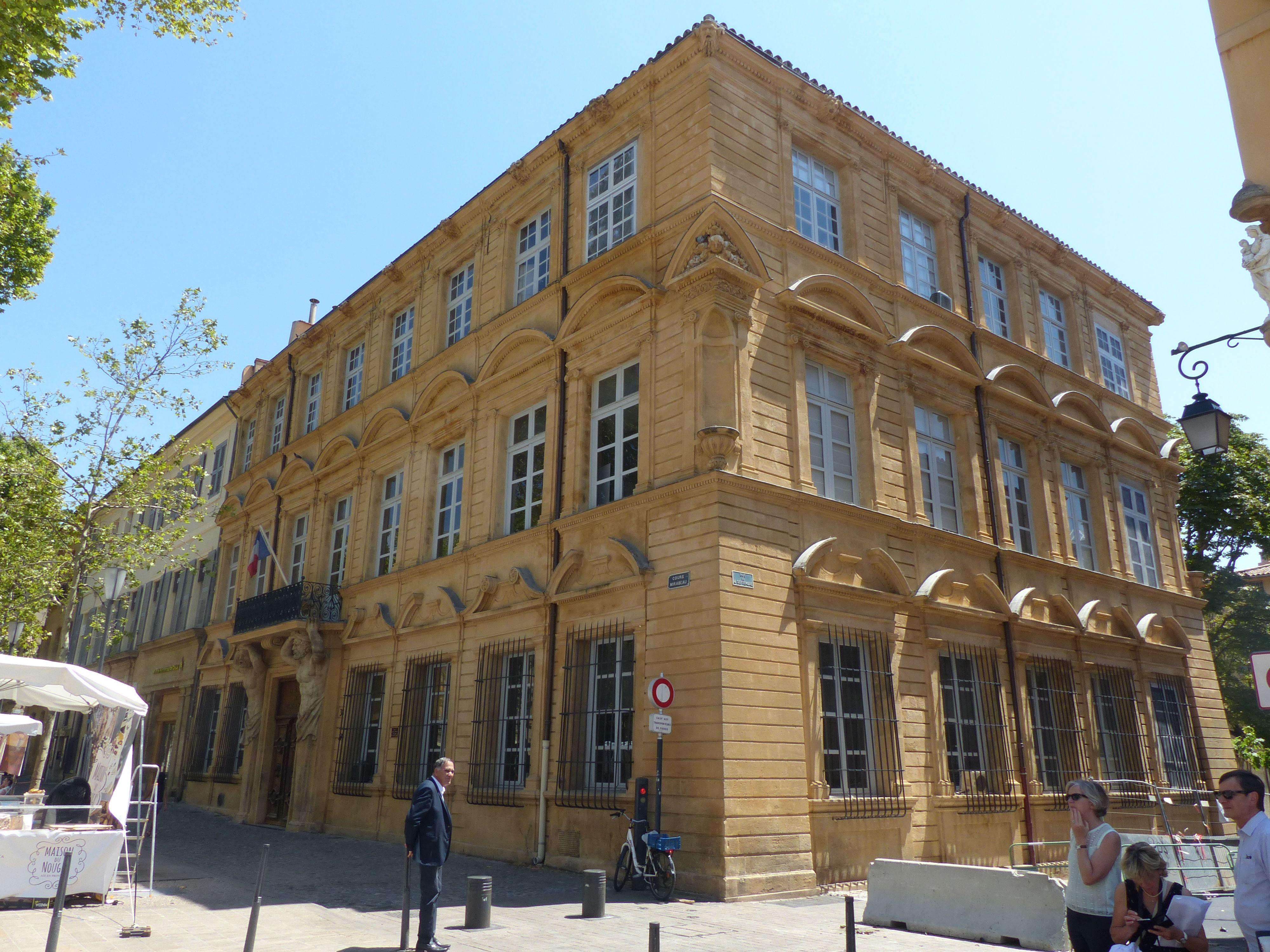 Hugo patrimoine des lieux de justice - Greffe du tribunal de commerce salon de provence ...